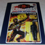 1994 GI Joe 30th Salute #42 Brazil Cobra Invasor Trading card